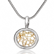Jill Graham Small Eternal Pendant